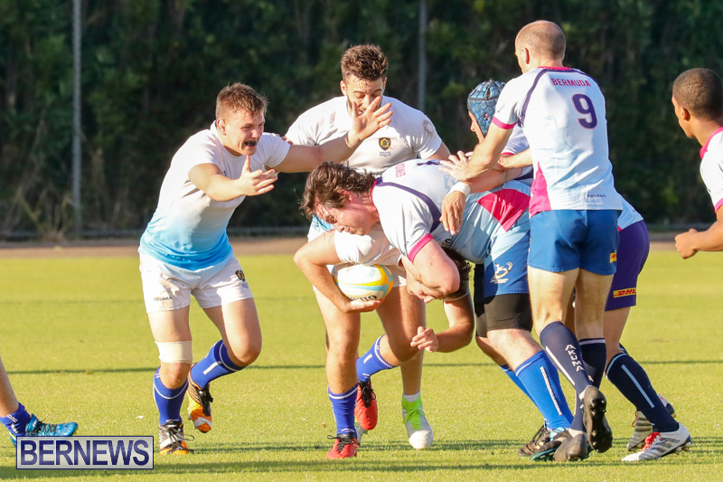 Mens-Rugby-Squad-Play-Queens-University-Bermuda-February-24-2018-3546