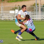 Mens Rugby Squad Play Queens University Bermuda, February 24 2018-3595