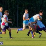 Mens Rugby Squad Play Queens University Bermuda, February 24 2018-3645