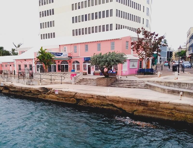 No. 1 Wharf