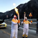 Patrick Singleton Carrying Olympic Torch Bermuda Feb 7 2018 (7)