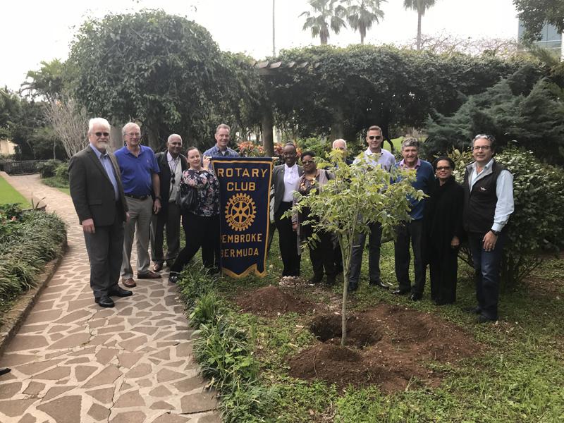 Pembroke Rotary Club Bermuda Feb 2018
