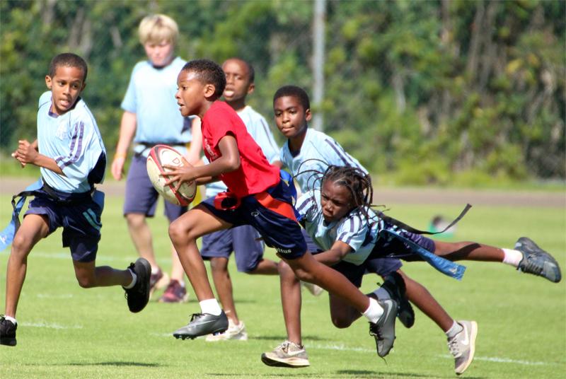 Rugby Bermuda Feb 22 2018