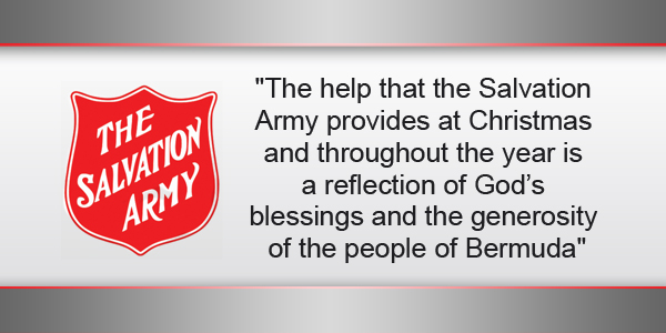 Salvation Army Bermuda TC Feb 1 2018