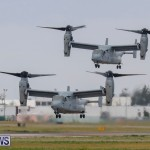 US Marine Corps V22 Ospreys Bermuda, February 28 2018-3798
