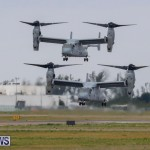 US Marine Corps V22 Ospreys Bermuda, February 28 2018-3813