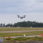 US Marine Corps V22 Ospreys Bermuda, February 28 2018-3823