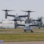 US Marine Corps V22 Ospreys Bermuda, February 28 2018-3824