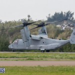 US Marine Corps V22 Ospreys Bermuda, February 28 2018-3825