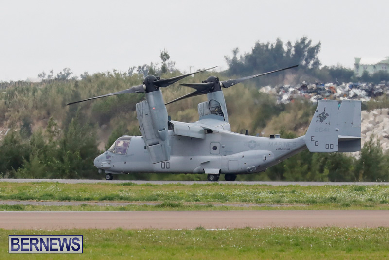 US-Marine-Corps-V22-Ospreys-Bermuda-February-28-2018-3825