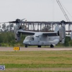 US Marine Corps V22 Ospreys Bermuda, February 28 2018-3837