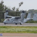 US Marine Corps V22 Ospreys Bermuda, February 28 2018-3842