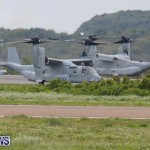 US Marine Corps V22 Ospreys Bermuda, February 28 2018-3852