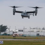 US Marine Corps V22 Ospreys Bermuda, February 28 2018-3902