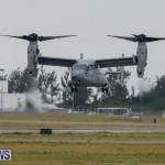 US Marine Corps V22 Ospreys Bermuda, February 28 2018-3908