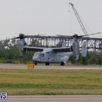 US Marine Corps V22 Ospreys Bermuda, February 28 2018-3916