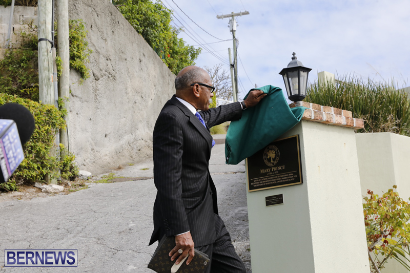 Unveiling of Mary Prince plaque Bermuda February 7 2018 (13)