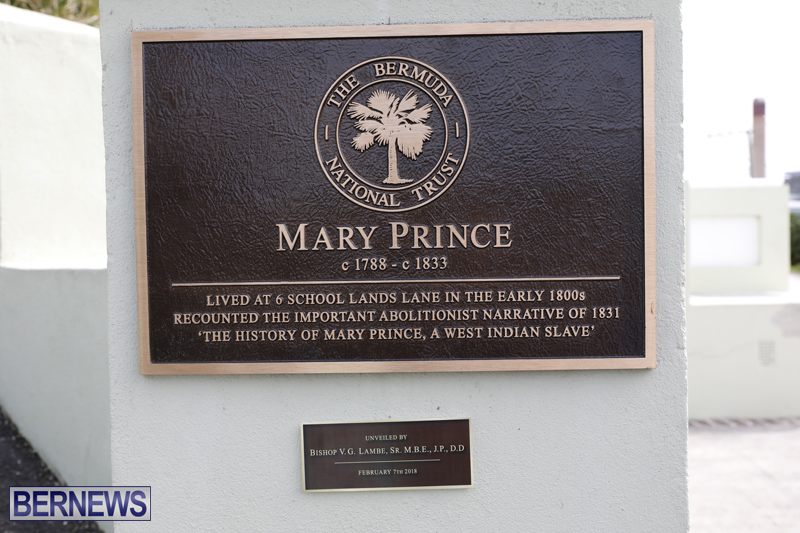 Unveiling of Mary Prince plaque Bermuda February 7 2018 (19)