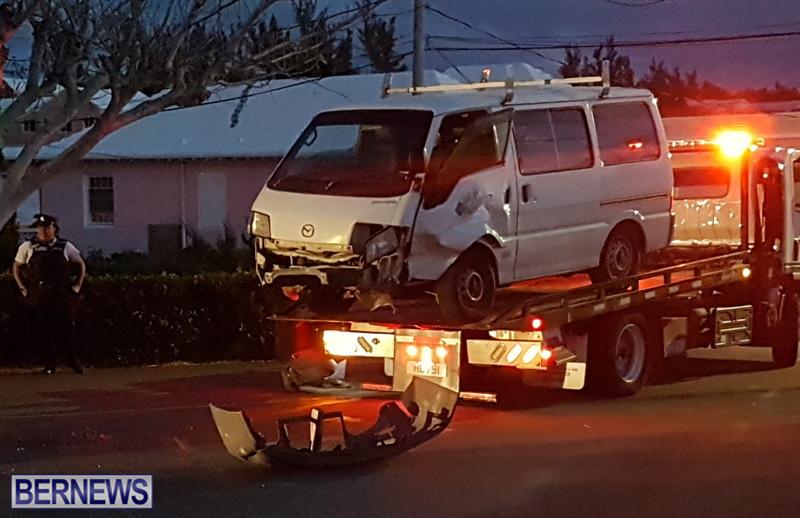collision Bermuda Feb 6 2018 2