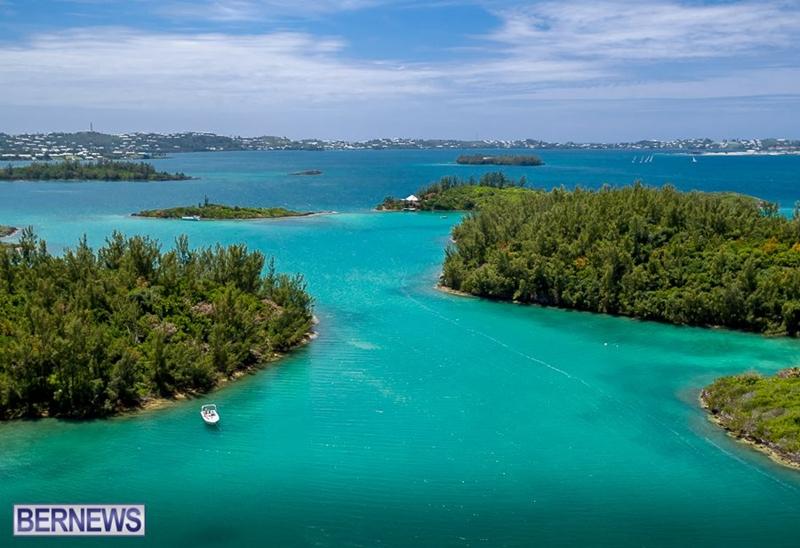 241 Aerial view Bermuda Generic February 2018