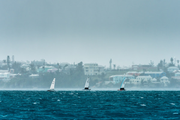 Bacardi Moth Bermuda Championship March 23 2018 (2)