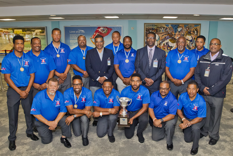 Bermuda Cricketers Return from Argentina March 2018 (2)