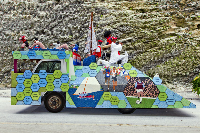 Bermuda Day Parade Float March 2018 (2)