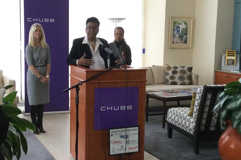 Chubb Health Check Bermuda Mar 28 2018