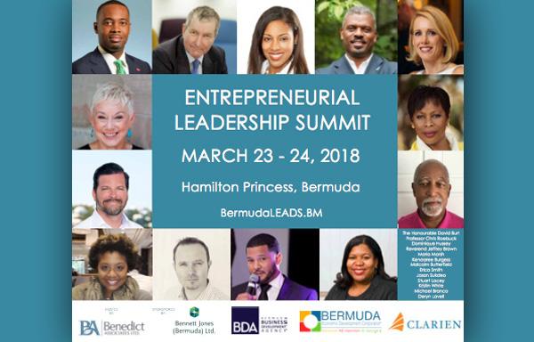 Entrepreneurial Leadership Summit Bermuda March 2018