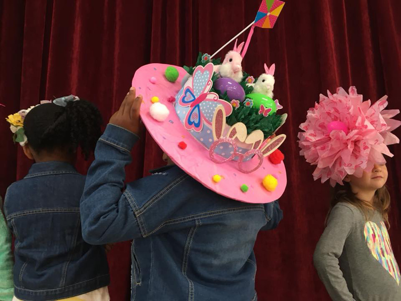 Gilbert-Institute-Easter-Hat-Parade-Bermuda-March-2018-3