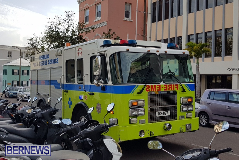 House Of Assembly Parliament Fire Alarm Bermuda, March 2 2018 (1)