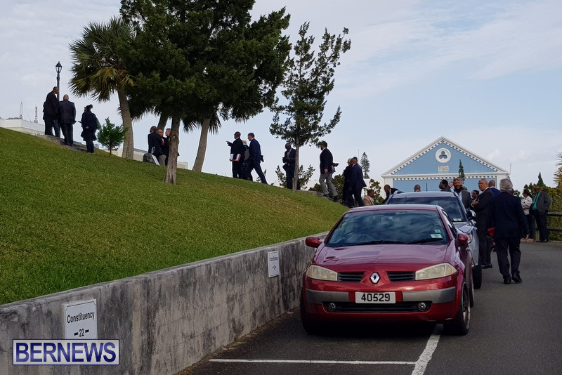 House Of Assembly Parliament Fire Alarm Bermuda, March 2 2018 (2)