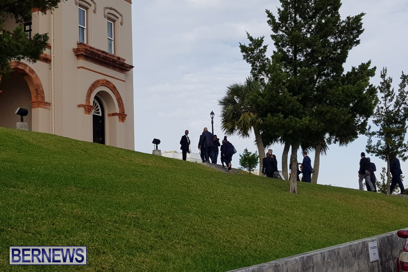House Of Assembly Parliament Fire Alarm Bermuda, March 2 2018 (3)