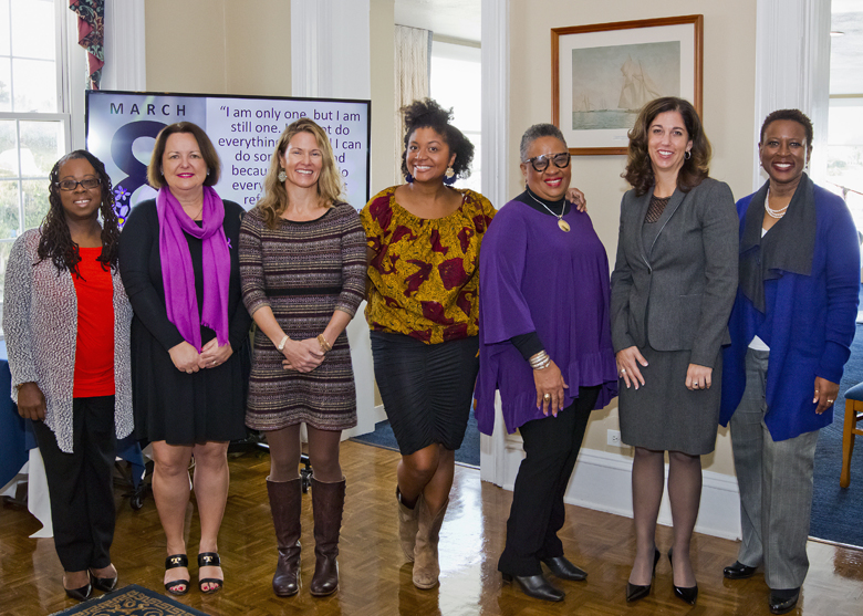 IWD Breakfast Conversation Panel Bermuda March 2018 (3)