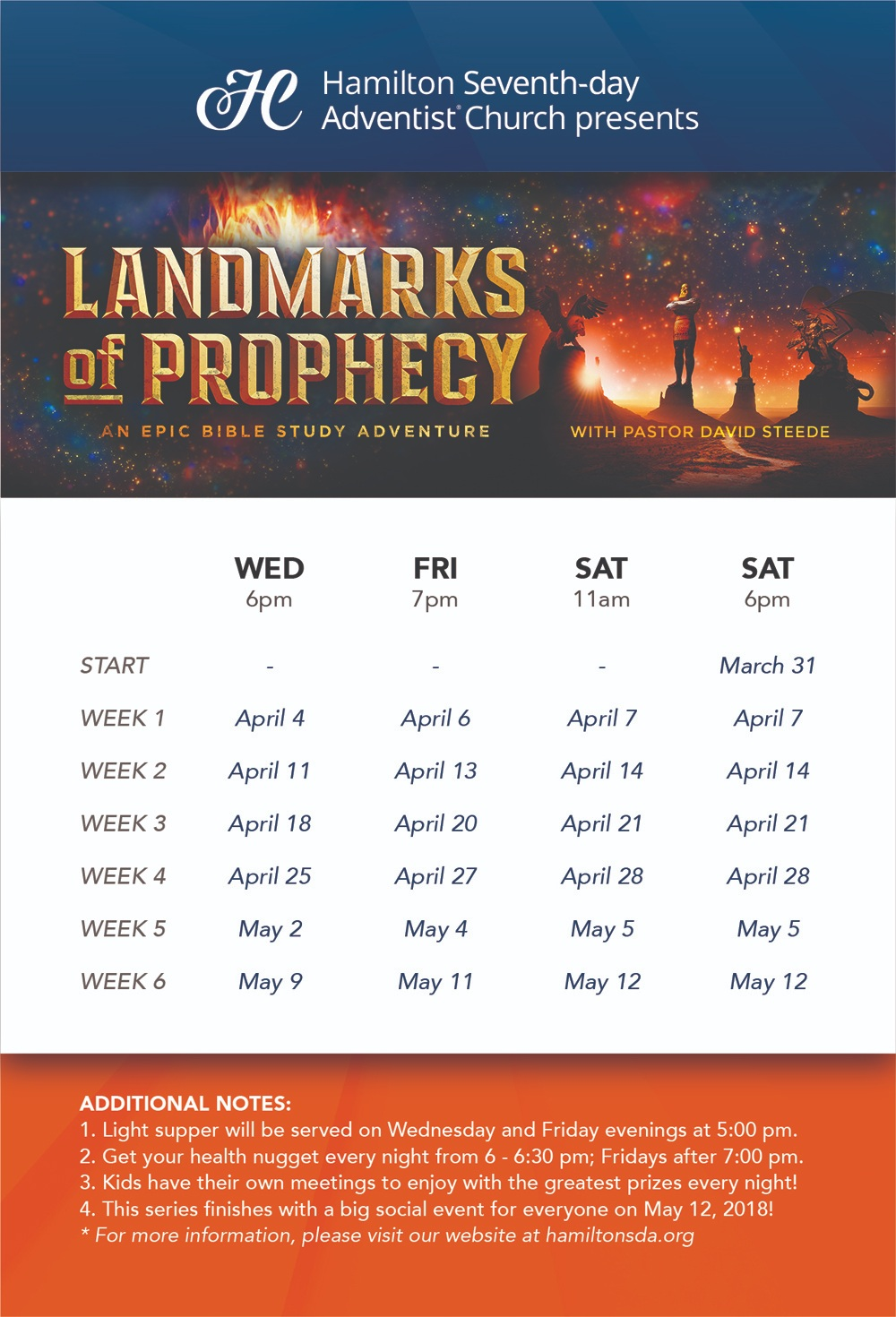 Landmark of Prophecy Bermuda March 27 2018 2