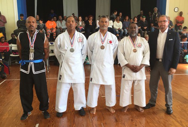 Martial Arts Bermuda March 5 2018 3
