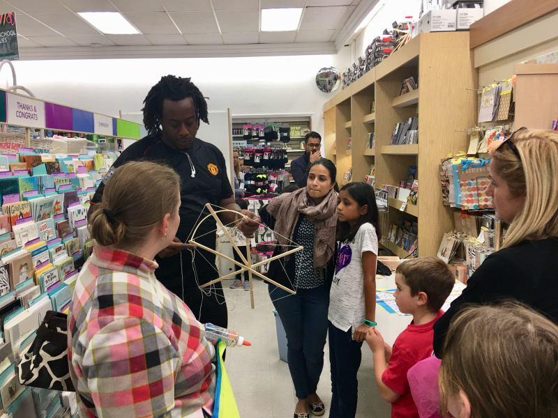 Phoenix Stores Kite Making Workshops Bermuda, March 25 2018 (10)