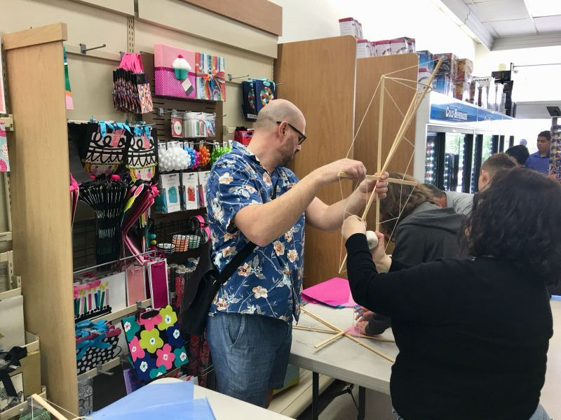 Phoenix Stores Kite Making Workshops Bermuda, March 25 2018 (3)