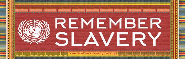 Remember Slavery Bermuda March 2018