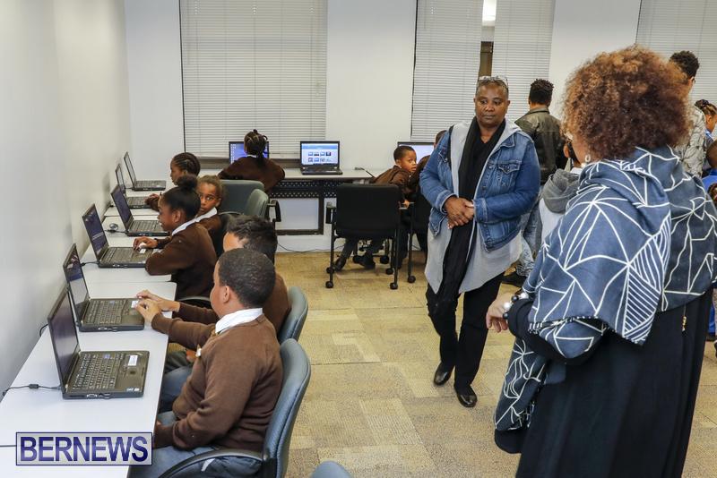 Students Receive Coding Certificates Bermuda, March 26 2018-6758