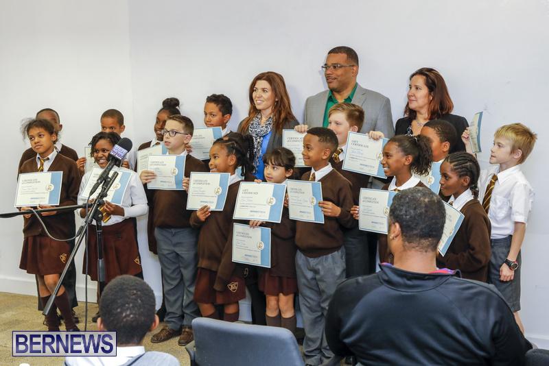 Students Receive Coding Certificates Bermuda, March 26 2018-6785