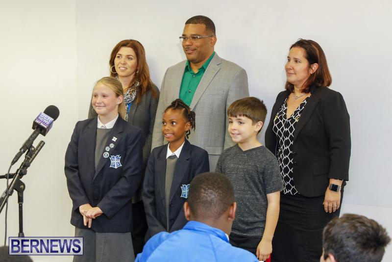 Students Receive Coding Certificates Bermuda, March 26 2018-6790