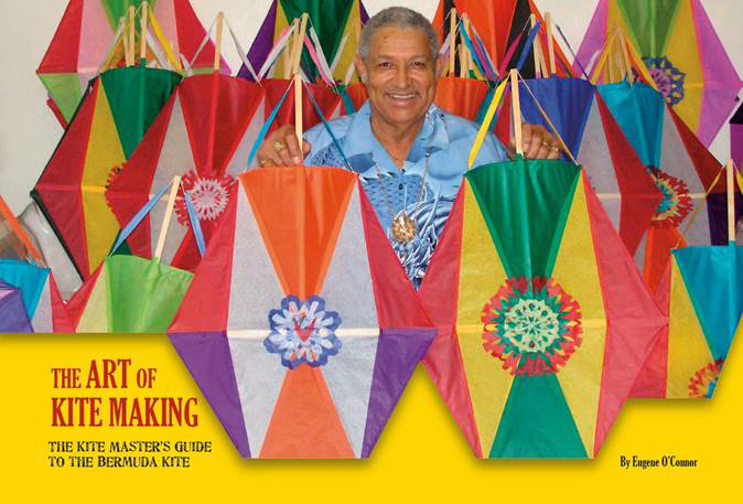 The Art of Kite Making Bermuda March 2 2018