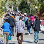 Walk To Calvary Reenactment Good Friday Bermuda, March 30 2018-6998