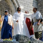 Walk To Calvary Reenactment Good Friday Bermuda, March 30 2018-7020