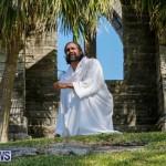 Walk To Calvary Reenactment Good Friday Bermuda, March 30 2018-7027