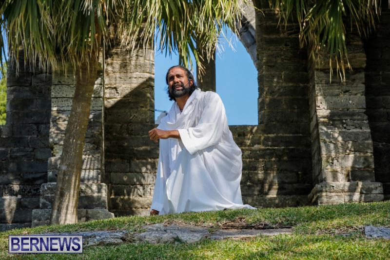 Walk-To-Calvary-Reenactment-Good-Friday-Bermuda-March-30-2018-7027