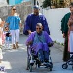 Walk To Calvary Reenactment Good Friday Bermuda, March 30 2018-7044