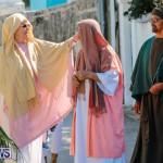 Walk To Calvary Reenactment Good Friday Bermuda, March 30 2018-7046