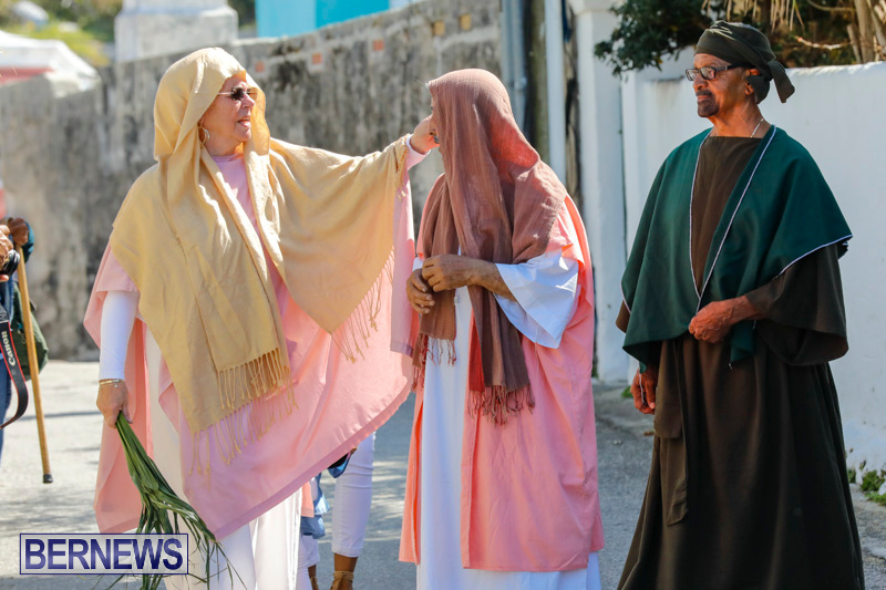 Walk-To-Calvary-Reenactment-Good-Friday-Bermuda-March-30-2018-7046